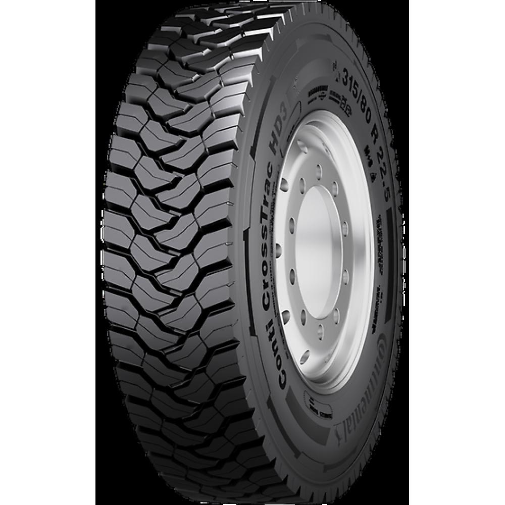 315/80 R 22.5 Continental Conti CrossTrac HD3 156/150 K