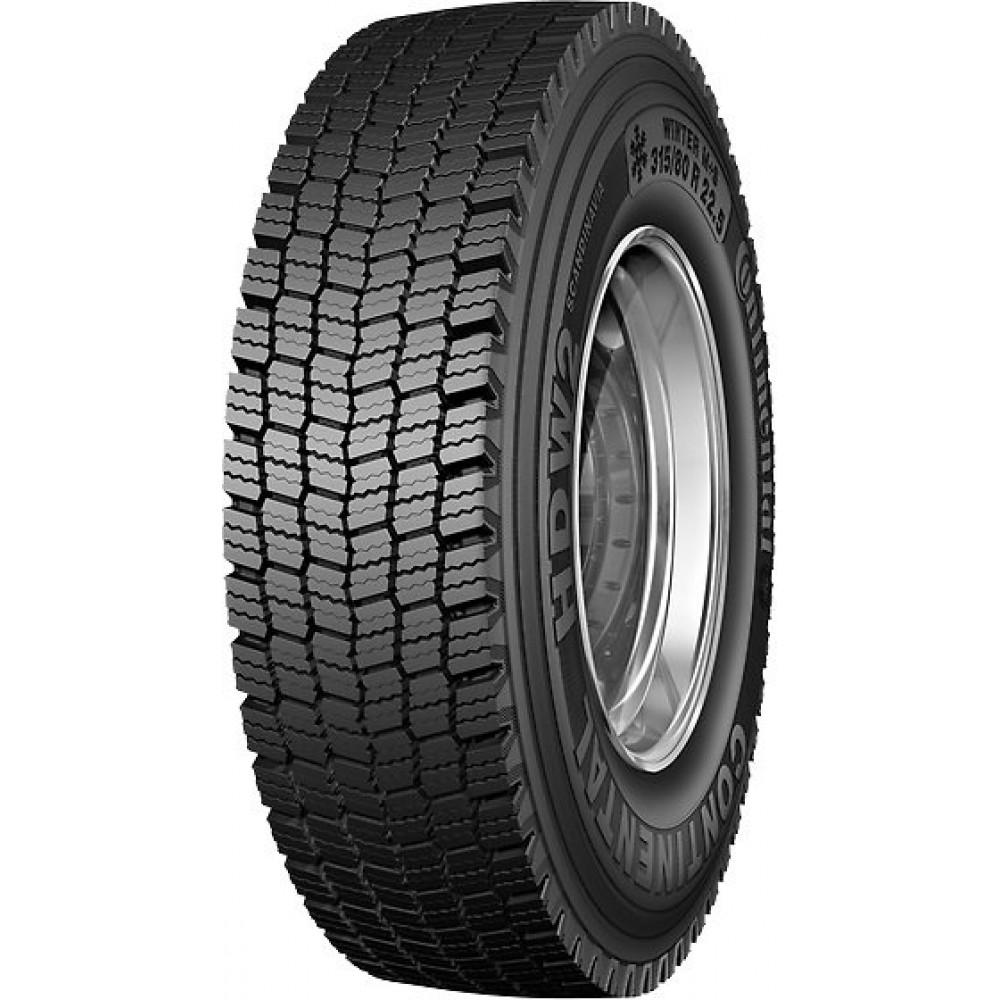 315/70 R 22.5 Continental HDW2 SCANDINAVIA 154/150 L