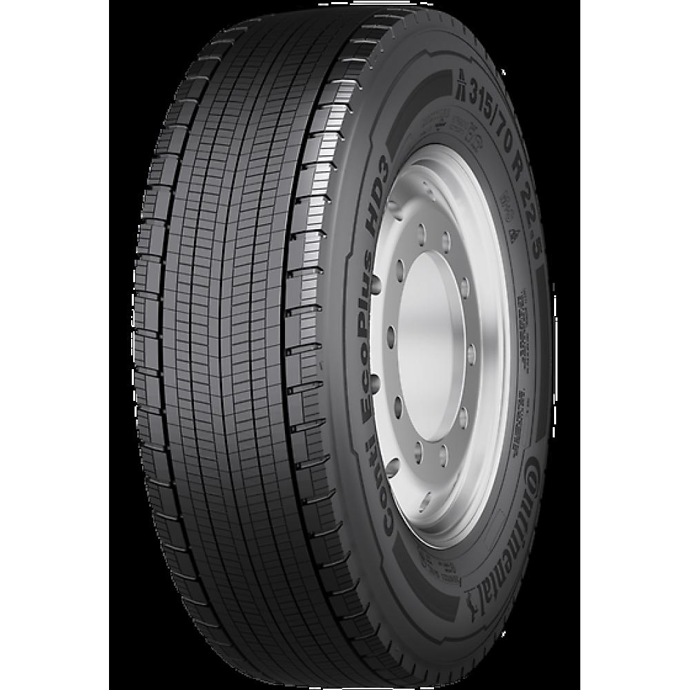 315/45 R 22.5 Continental Conti EcoPlus HD3 147/145 L