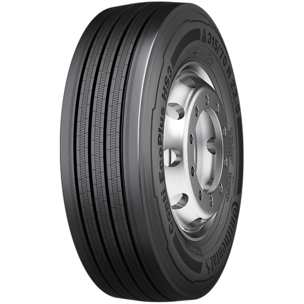 315/60 R 22.5 Continental Conti EcoPlus HS3 154/150 L